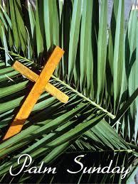 Palm Sunday logo