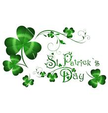 St Patrick's Day logo